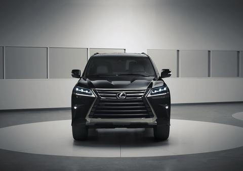 Lexus LX Inspiration Series 2019 ra mat, gia hon 100.000 USD hinh anh 2