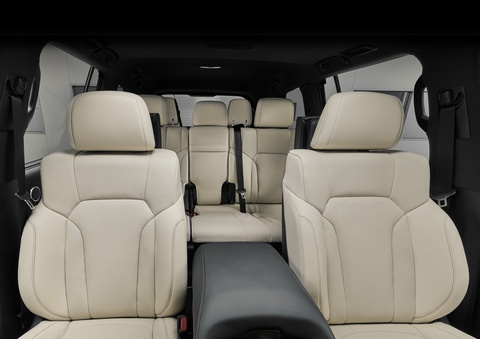 Lexus LX Inspiration Series 2019 ra mat, gia hon 100.000 USD hinh anh 3