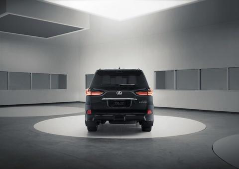 Lexus LX Inspiration Series 2019 ra mat, gia hon 100.000 USD hinh anh 6