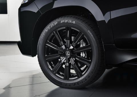 Lexus LX Inspiration Series 2019 ra mat, gia hon 100.000 USD hinh anh 7