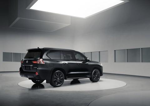 Lexus LX Inspiration Series 2019 ra mat, gia hon 100.000 USD hinh anh 8