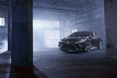 Toyota Camry va Highlander ban dac biet, gioi han 5.000 chiec hinh anh