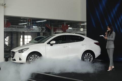Mazda2 gia tu 509 trieu dong, nhap khau Thai Lan hinh anh