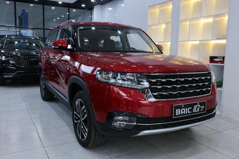 Chi tiết SUV từ TQ giống Range Rover giá 658 triệu đồng ở VN