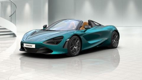 Sieu xe McLaren 720S Spider nang cap moi, gia 315.000 USD hinh anh