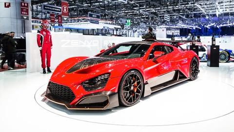 10 sieu xe manh nhat ra doi nam 2018 - Bugatti mat ngoi vuong hinh anh 3