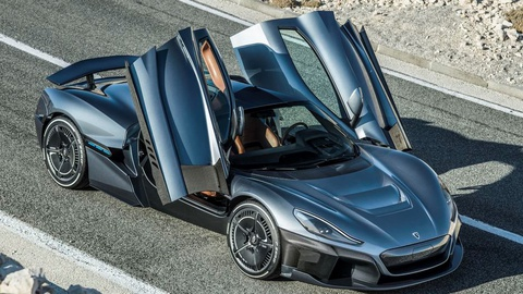 10 sieu xe manh nhat ra doi nam 2018 - Bugatti mat ngoi vuong hinh anh 1