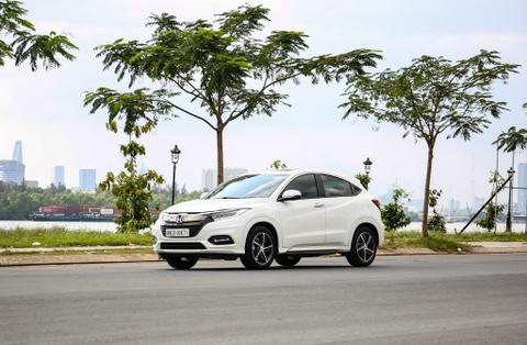 Danh gia Honda HR-V: Dat co xat ra mieng? hinh anh