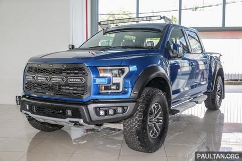 Ford F-150 Raptor ban tai Malaysia voi gia hon 189.000 USD hinh anh