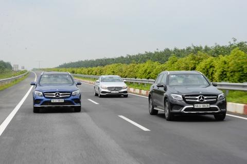 Mercedes-Benz tang gia nhieu mau xe truoc Tet hinh anh