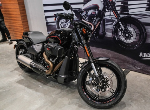 799,5 trieu dong cho Harley-Davidson FXDR 114 tai VN hinh anh 2