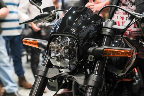 799,5 trieu dong cho Harley-Davidson FXDR 114 tai VN hinh anh 3