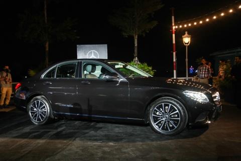 Mercedes-Benz C-Class 2019 ra mắt tại VN, giá từ 1,5 tỷ đồng