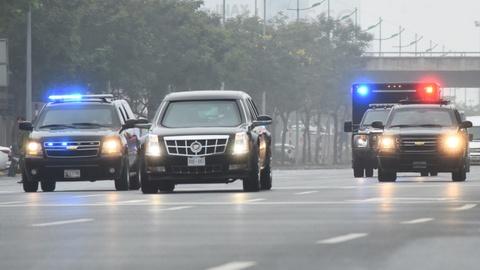 Chevrolet Suburban: 'Manh tuong' trong doan xe bao ve Donald Trump hinh anh 4