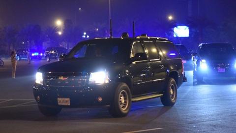 Chevrolet Suburban: 'Manh tuong' trong doan xe bao ve Donald Trump hinh anh 3