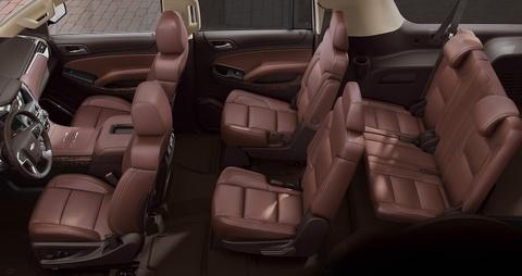 Chevrolet Suburban: 'Manh tuong' trong doan xe bao ve Donald Trump hinh anh 9