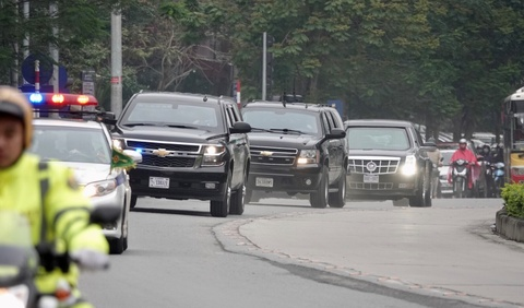 Chevrolet Suburban: 'Manh tuong' trong doan xe bao ve Donald Trump hinh anh 6