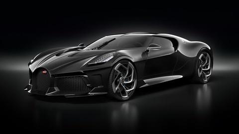 Sieu xe Bugatti La Voiture Noir gia 12,5 trieu USD doc nhat vo nhi hinh anh 1