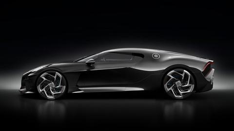 Sieu xe Bugatti La Voiture Noir gia 12,5 trieu USD doc nhat vo nhi hinh anh 3