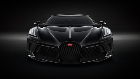 Sieu xe Bugatti La Voiture Noir gia 12,5 trieu USD doc nhat vo nhi hinh anh 4