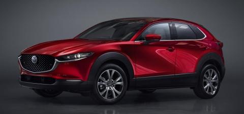 Mazda CX-30 dang gay sot co gi khac so voi Mazda CX-5? hinh anh 1