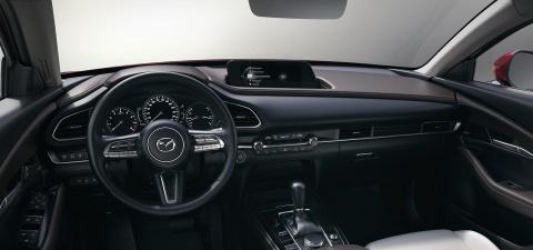 Mazda CX-30 dang gay sot co gi khac so voi Mazda CX-5? hinh anh 7
