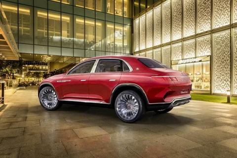 Sieu SUV Mercedes-Maybach GLS co gia ngang Lamborghini Urus hinh anh 7
