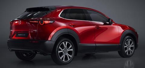Mazda CX-30 dang gay sot co gi khac so voi Mazda CX-5? hinh anh 5