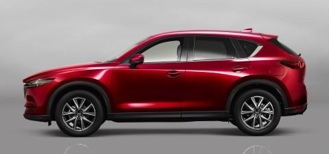 Mazda CX-30 dang gay sot co gi khac so voi Mazda CX-5? hinh anh 4