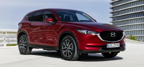 Mazda CX-30 dang gay sot co gi khac so voi Mazda CX-5? hinh anh 12