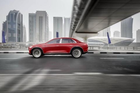 Sieu SUV Mercedes-Maybach GLS co gia ngang Lamborghini Urus hinh anh 2