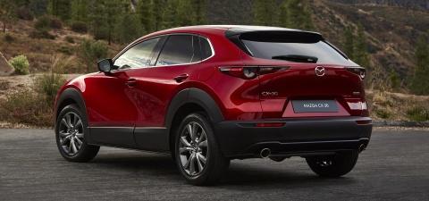 Mazda CX-30 dang gay sot co gi khac so voi Mazda CX-5? hinh anh 9
