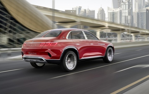 Sieu SUV Mercedes-Maybach GLS co gia ngang Lamborghini Urus hinh anh 8