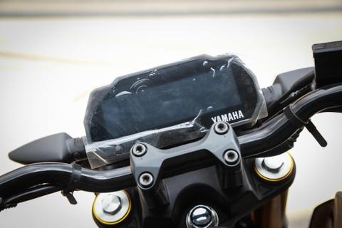Chi tiet 'chien binh' Yamaha MT-15 vua ve VN, gia 79 trieu dong hinh anh 5