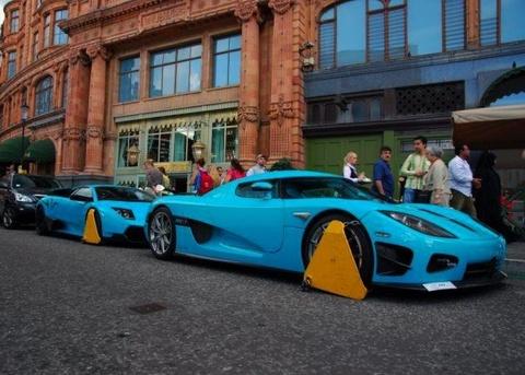 Koenigsegg CCXR doc nhat the gioi cua cuu Thu tuong Qatar gap nan hinh anh 5