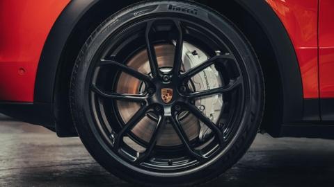 Porsche Cayenne Coupe moi ra mat, gia tu 81.500 USD hinh anh 7