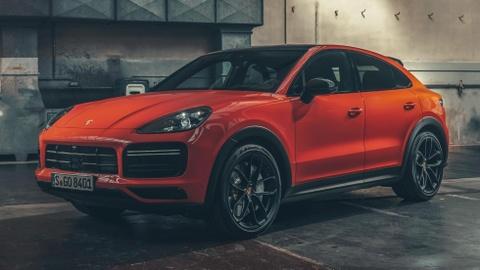 Porsche Cayenne Coupe moi ra mat, gia tu 81.500 USD hinh anh 1