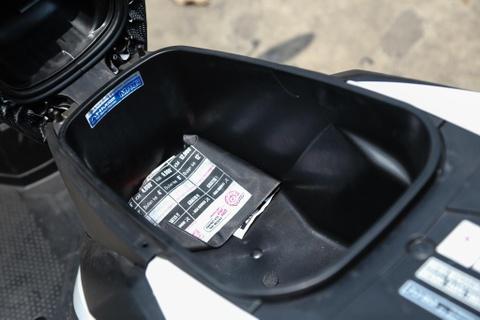 Chi tiet Honda Beat - xe ga gia 30 trieu canh tranh Honda Vision hinh anh 10