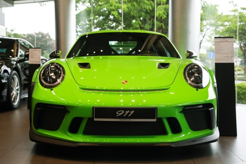Chi tiet Porsche 911 GT3 RS gia gan 14 ty dong tai VN hinh anh 1