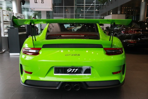Chi tiet Porsche 911 GT3 RS gia gan 14 ty dong tai VN hinh anh 5