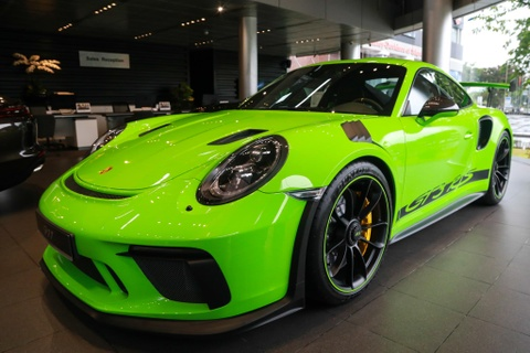 Chi tiet Porsche 911 GT3 RS gia gan 14 ty dong tai VN hinh anh 12