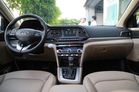 Hyundai Elantra 2019 va Kia Cerato 2019: Ke tam lang nguoi nua can hinh anh 7