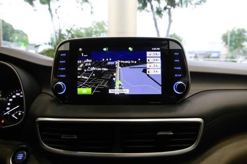 Can canh Hyundai Tucson 2019 - thay ngoai hinh, tang gia ban hinh anh 8