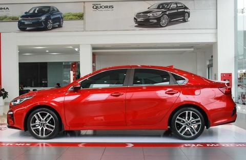 Hyundai Elantra 2019 va Kia Cerato 2019: Ke tam lang nguoi nua can hinh anh 4
