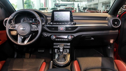 Hyundai Elantra 2019 va Kia Cerato 2019: Ke tam lang nguoi nua can hinh anh 8