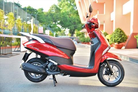 Xe tay ga cho nu: Yamaha Latte qua kho de gay ap luc len Honda Lead? hinh anh 13