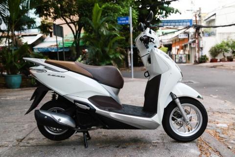 Xe tay ga cho nu: Yamaha Latte qua kho de gay ap luc len Honda Lead? hinh anh 14