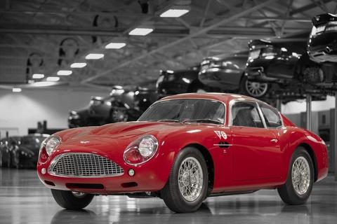 Chi tiết siêu xe Aston Martin DB4 GT Zagato đời 1960 bản 'tái sinh'