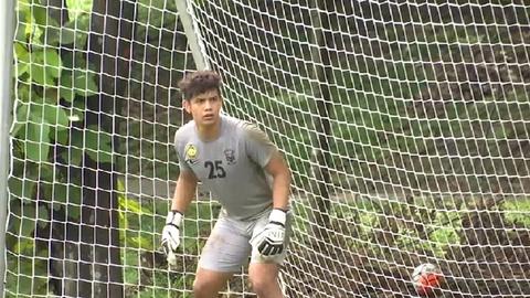 Thu mon U23 Malaysia bi cam thi dau vi su dung doping hinh anh