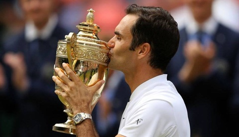 Phan nhanh Wimbledon 2018: Federer de tho hon Nadal hinh anh